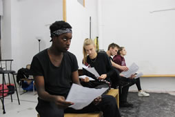 Burnt Orange Theatre to Offer Young Company Sessions