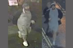 CCTV Images Released After Eel Brook Common Assault