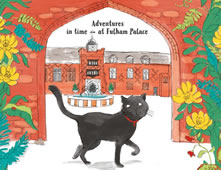 Fulham Palace Cat Features in New Children