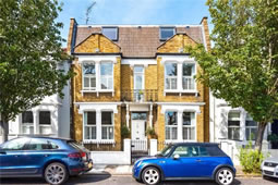 Fulham House Prices Vulnerable To Eurobanker Flight