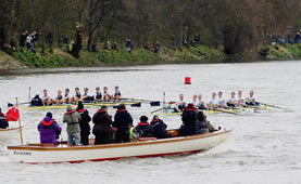 New Boat Race Route Being Considered for Next Year