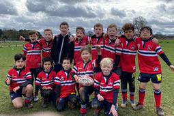 Hammersmith & Fulham Rugby Youngsters Raise £50,000 for NHS